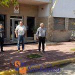 Gendarmería Nacional se suma a las tareas preventivas en San Basilio