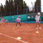 Inscripciones abiertas para las clases de tenis en el Club Atlético San Basilio